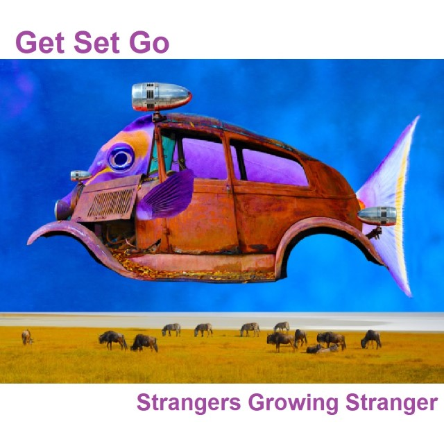 Strangers Growing Stranger single cover
