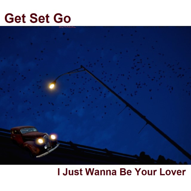 I Just Wanna Be Your Lover single cover